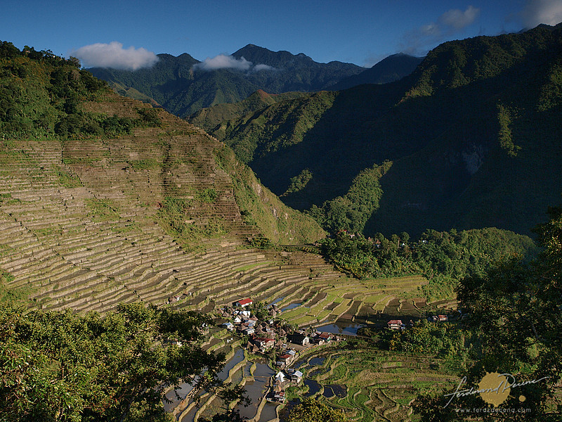 Batad Amphitheater Rice Terraces - Banaue