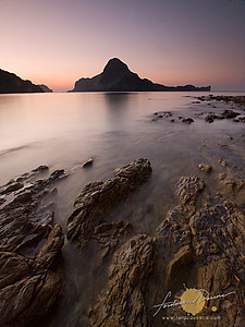 Calaan El Nido Twilight