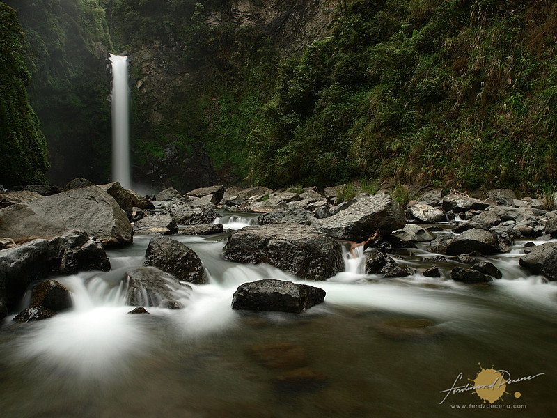 Soothing Tappia Falls - Ifugao
