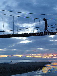 Crossing but not passing - Marinduque
