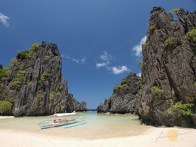 Hidden Beach - El Nido