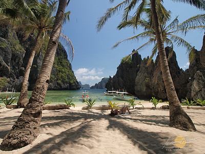 Secret Lagoon Beach - El Nido