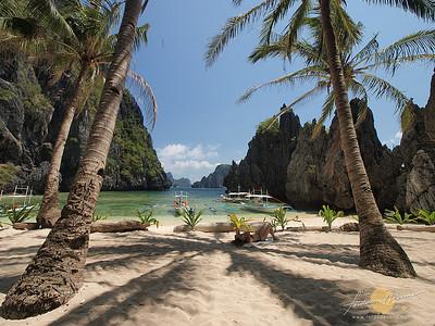 Secret Lagoon Beach - El Nido