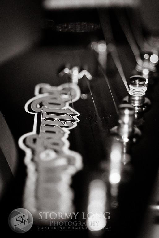 Black & White ~ Day 5 - Strings