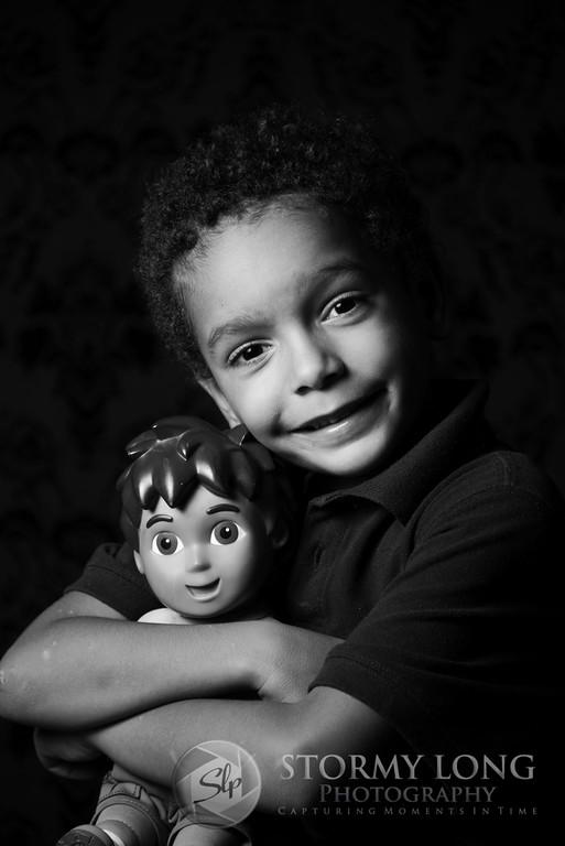 Black & White ~ Day 9 - Diego & Trey