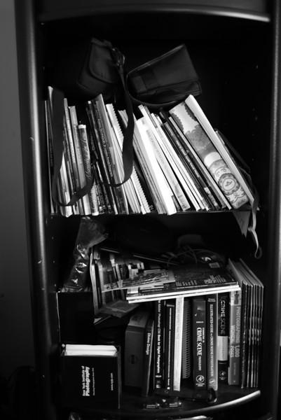 Bookshelve MESS