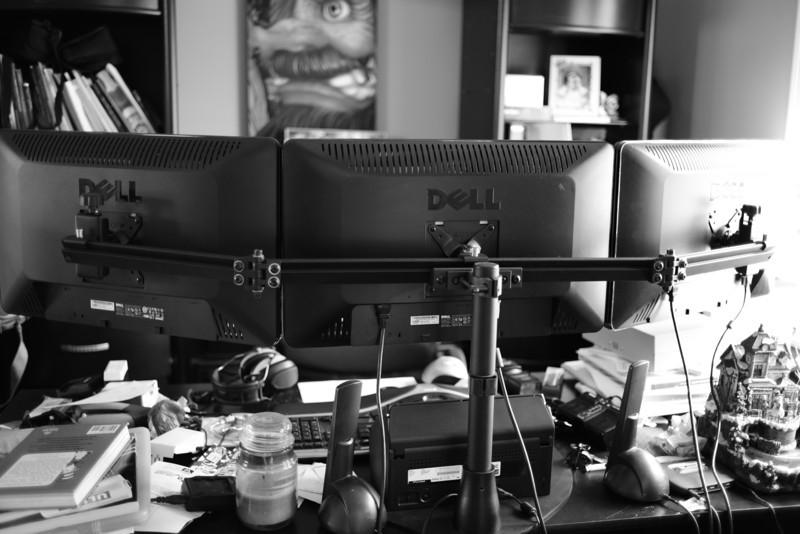 Office mess.....UGHHHHH