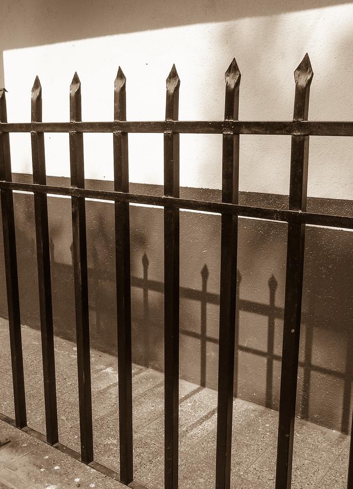 Iron Fence, Guatemala