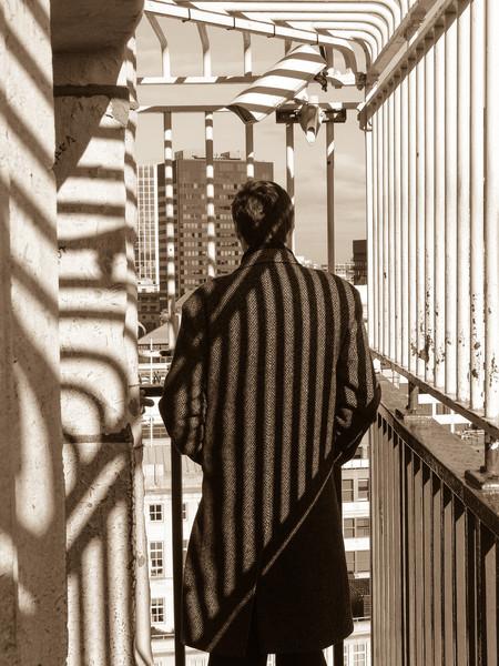 The Man in the Tweed Overcoat