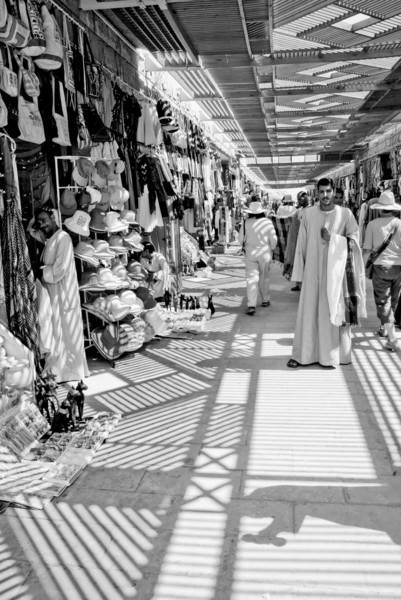 Merchant in Souq
