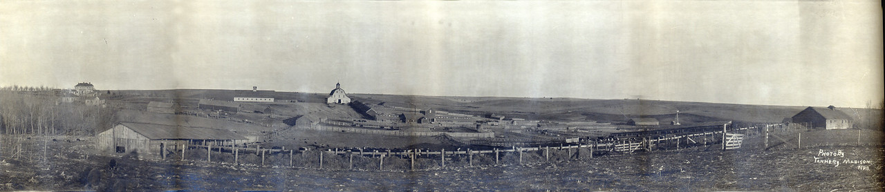 Marshall Field Ranch 1900 (Breadwinner Stock Farm)