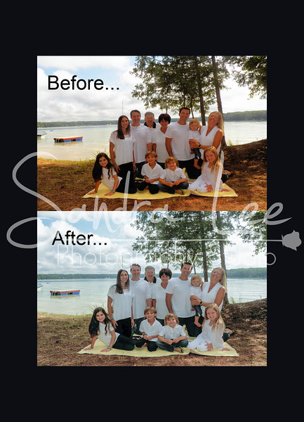 Color Correction<br /> <br /> Sandra Lee Photography Studio & Gallery<br /> 318 E Mitchell St<br /> Petoskey, Mi 49770<br /> 231-622-2066