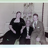 Williamina, Harold and Alec Himwich 1957