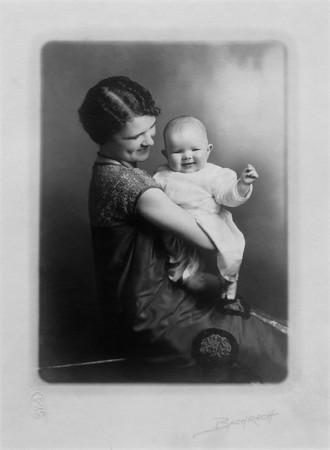 Infant Jean Kalter