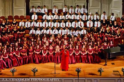 Arnold Middle School Choir Concert 2011