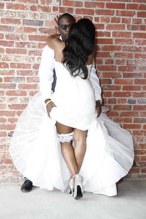 Bates Wedding Dress Shoot