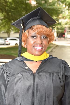 Cheria Wilkins Graduation Photoshoot