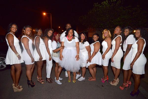 Ebony's Birthday Night