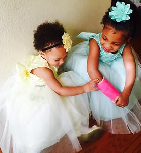 Jasmine's Babies on Easter