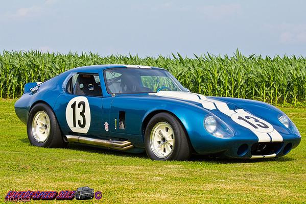Kenny's Daytona Coupe