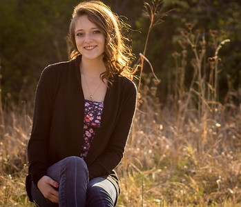 2015 Eudora Senior Portrait