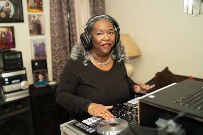 Lady Pauline DJing at home (4.30.2020)