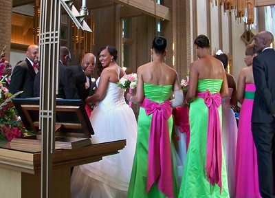 Jennifer & Larry's Wedding