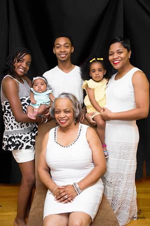 Patricia & Family