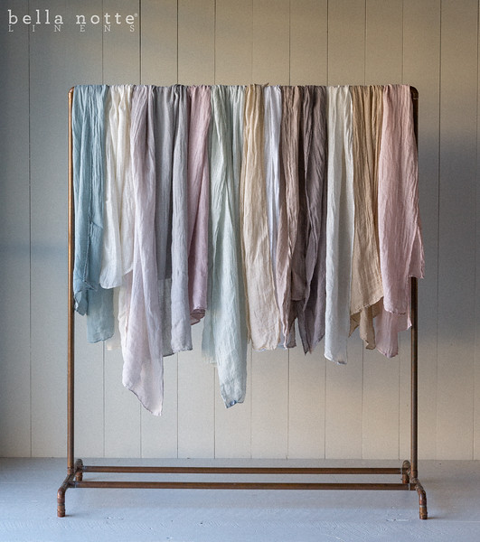 Linen Whisper Scarves in all colors