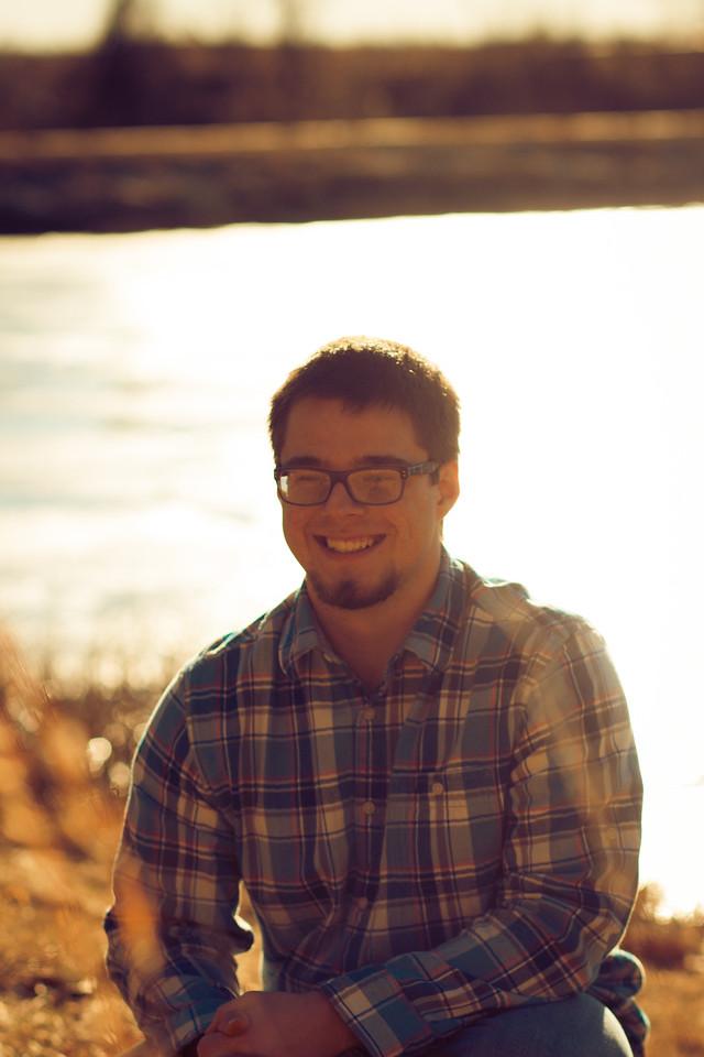 Prarie Park Senior Portrait Lawrence KS