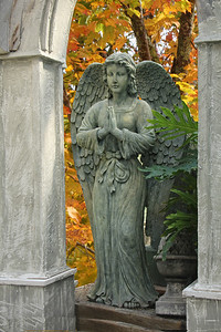 Angel in Autumn