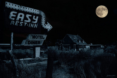 All Quiet at the Easy Rest Inn
