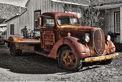Randsburg Truck