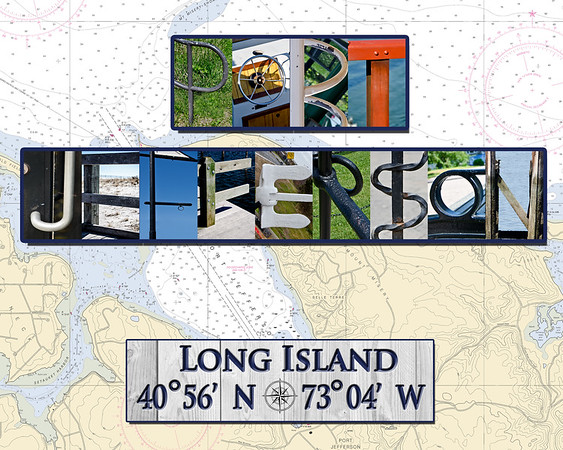 Port Jefferson Charts