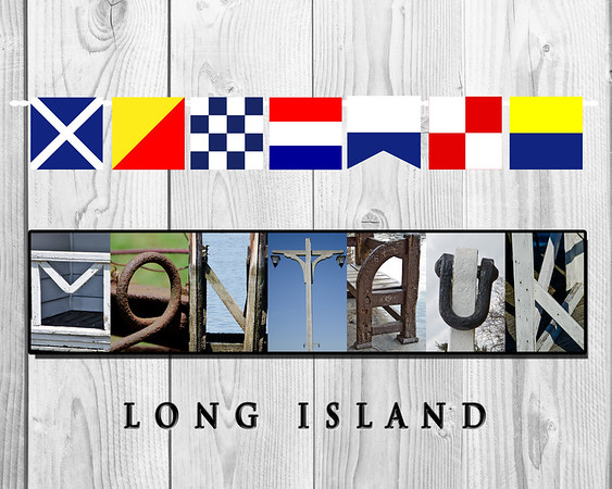 Montauk Flags