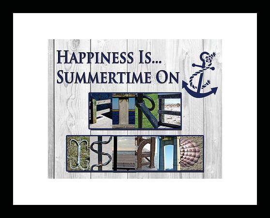 Fire Island Happiness