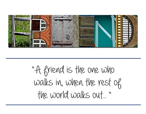 Friend 11x14