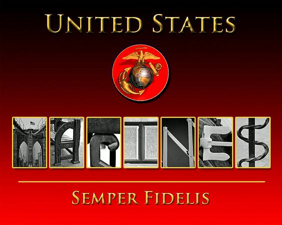 Marines 8x10