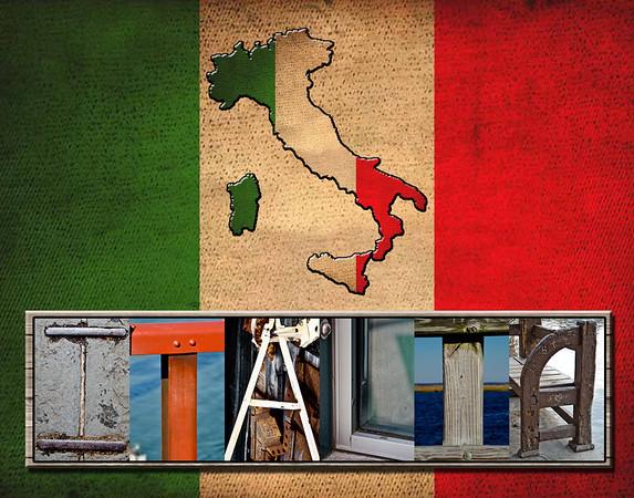Italy 11x14