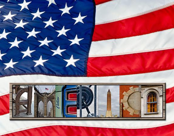 America 11x14