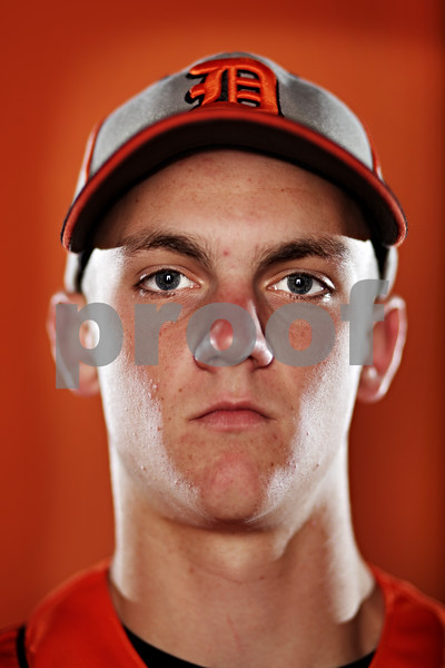 Beck Diefenbach  -  bdiefenbach@daily-chronicle.com<br /> <br /> DeKalb's Garrett Weydert is the Daily Chronicle's Baseball Player of the Year.