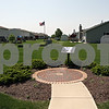 Beck Diefenbach  -  bdiefenbach@daily-chronicle.com<br /> <br /> Houses border the edge of Finding Heros Park, in Somonauk, Ill., on Friday May 22, 2009.