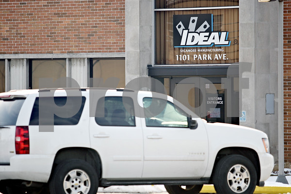 Beck Diefenbach – bdiefenbach@daily-chronicle.com<br /> <br /> Ideal Industries in Sycamore, Ill., on Tuesday Feb. 24, 2009.