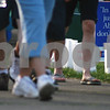 Randi Stella – rstella@daily-chronicle.com<br /> <br /> Many participated in Relay for Life in Sycamore, Ill., through walking around a track on Saturday, June 20th, 2009.