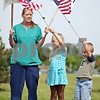 "Beck Diefenbach  -  bdiefenbach@daily-chronicle.com<br /> <br /> Certified Nurse Assistant Wendy Perron, of Lee, and her children Hailey Brock, 6, and Gavin Brock, 4, take part in a picket line for a ""fair contract"" outside the DeKalb County Nursing Home in DeKalb, Ill., on Monday June 15, 2009."
