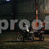 Beck Diefenbach  -  bdiefenbach@daily-chronicle.com<br /> <br /> Motor cross riders rest on the side of the track before venturing back onto the course at Waterman International Raceway in Waterman, Ill., on Tuesday Feb. 17, 2009.