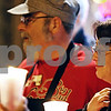 Rob Winner – rwinner@daily-chronicle.com<br /> <br /> On Wednesday night in downtown Sycamore in front of Riccardi's, Frank and Sue Riccardi gathered with family and friends for a candlelight vigil for their son, Frank Riccardi Jr.<br /> <br /> 10/07/2009