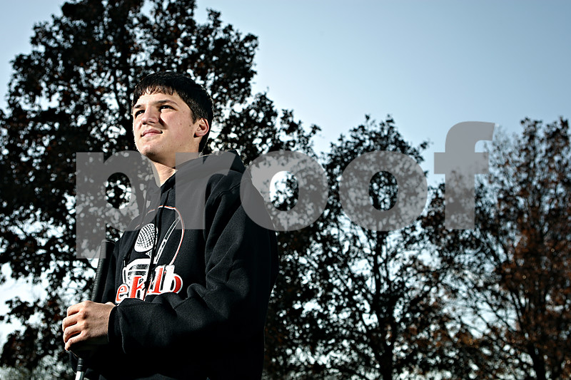 Rob Winner – rwinner@daily-chronicle.com<br /> Andrew Morreale of DeKalb is the Daily Chronicle's 2009 boys golfer of the year.<br /> 11/05/2009
