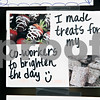 Beck Diefenbach  -  bdiefenbach@daily-chronicle.com<br /> <br /> Huskie Acts of Kindness, act of kindness.