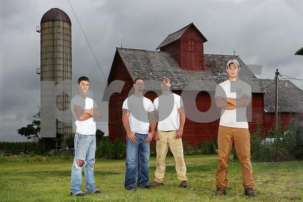 Dakotah, Robert, Shane, Jace